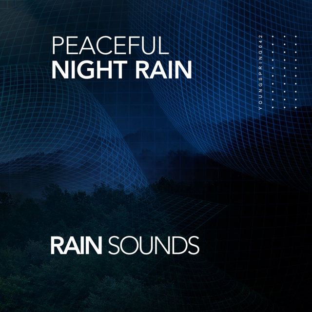 Peaceful Night Rain
