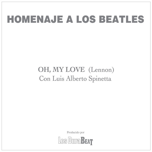 Oh my love (The Beatles)