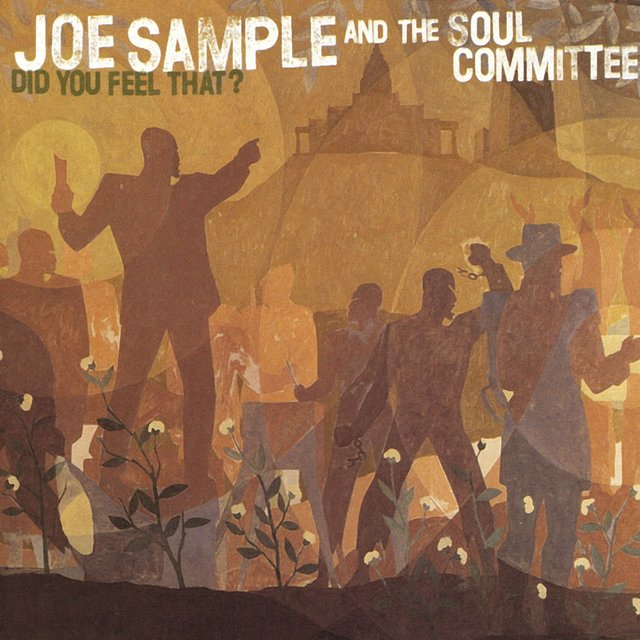 Cover art for album Did You Feel That? by Joe Sample