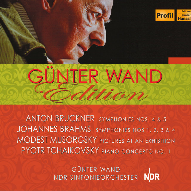 Gunter Wand Edition (NDR)