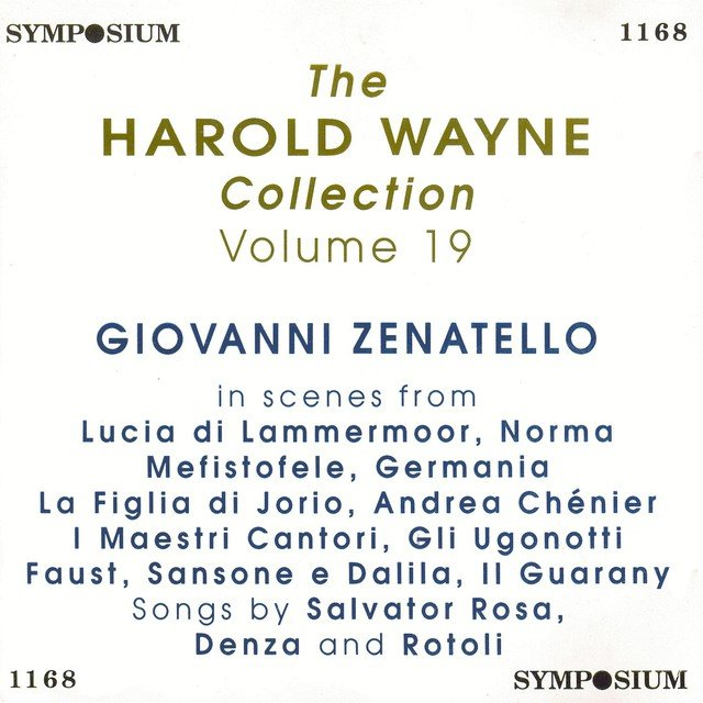 The Harold Wayne Collection, Vol. 19 (1905-1911)