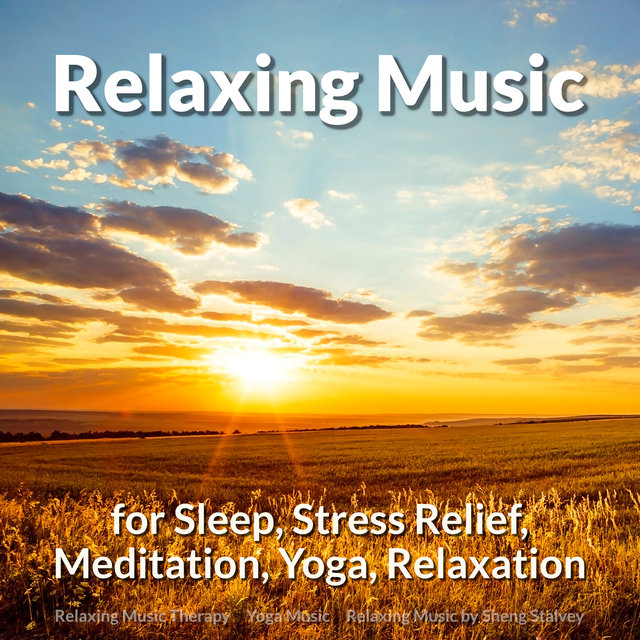 Relaxing Music for Sleep, Stress Relief, Meditation, Yoga, Relaxation