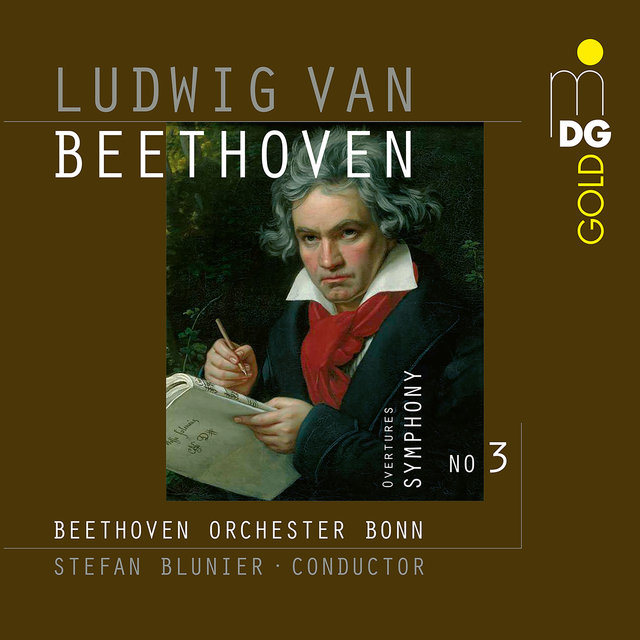 Beethoven: Symphony No. 3, Op. 55 - Overtures