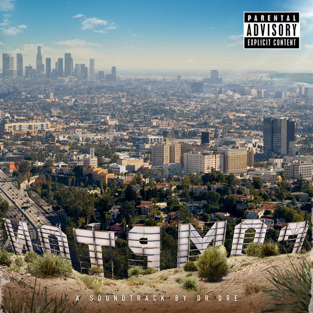 Cover art for album  by Dr. Dre, Kendrick Lamar, Justus, Anderson .Paak