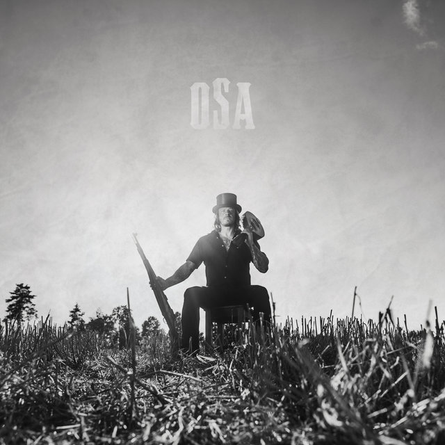 Cover art for album Osa by Osa