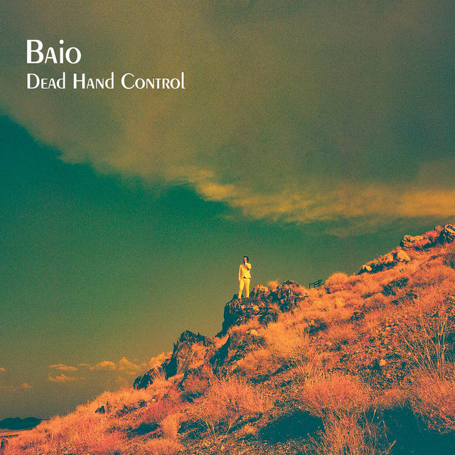 Cover art for album Dead Hand Control by Baio