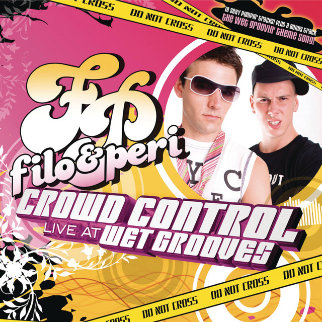 "Crowd Control ""Live at Wet Grooves"" (Continuous DJ Mix by Filo & Peri)"