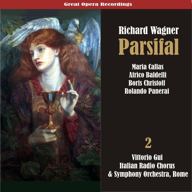 Wagner: Parsifal, Vol. 2