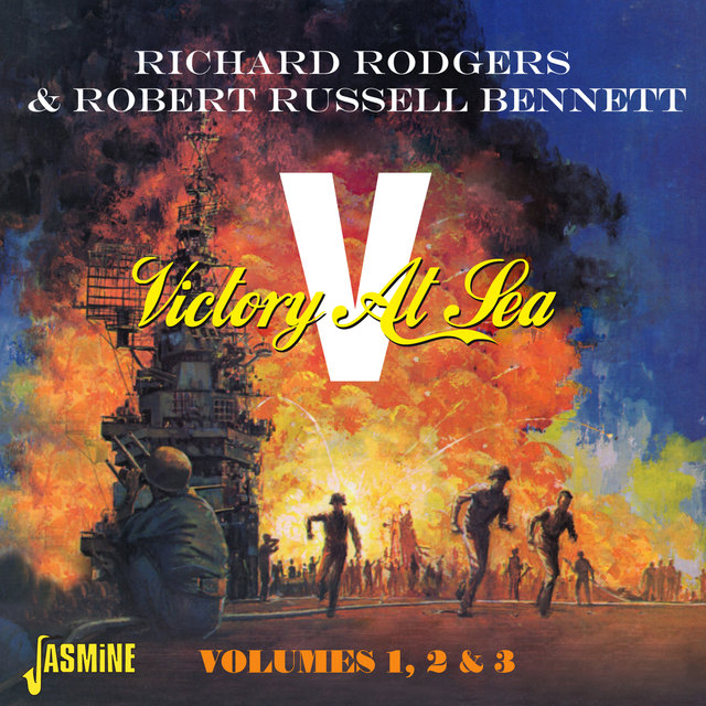 Victory at Sea - Vol. 1, 2 & 3