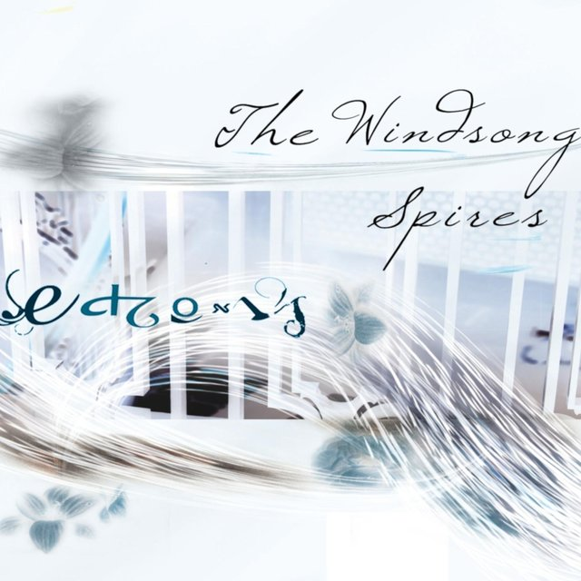 Cover art for album The Windsong Spires by Echo Us