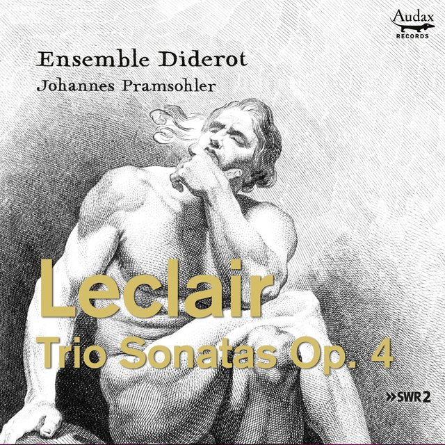 Leclair: Trio Sonatas, Op. 4