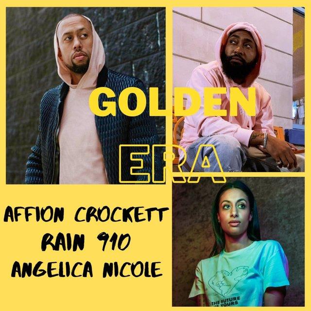Cover art for album  by Affion Crockett