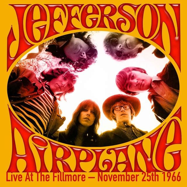 Live At The Fillmore, November 25th 1966