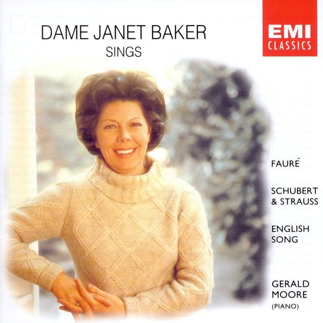Janet Baker - Song Recital