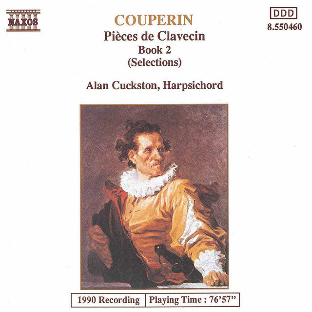 Couperin, F.: Suites for Harpsichord Nos. 6, 8 & 11