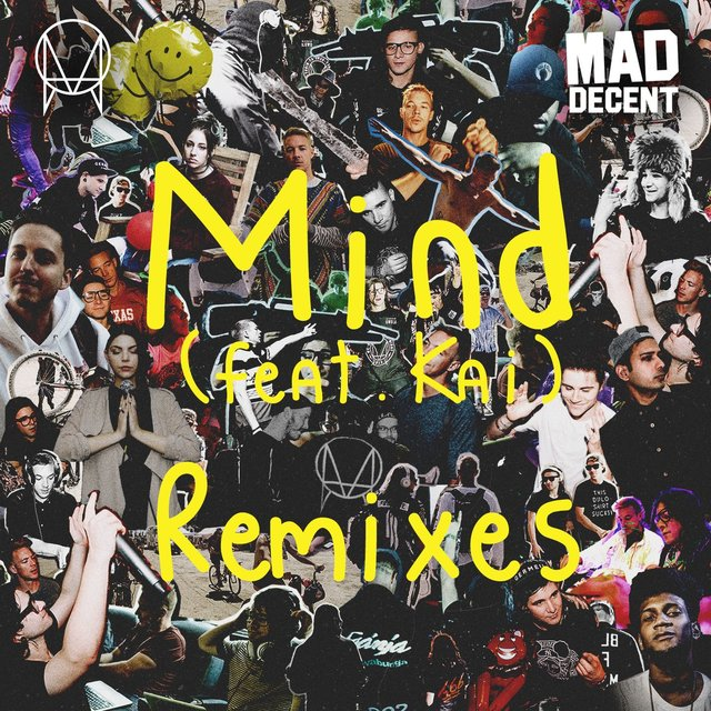 Mind (feat. Kai) [Remixes]