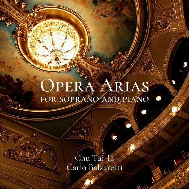 Opera Arias for Soprano and Piano