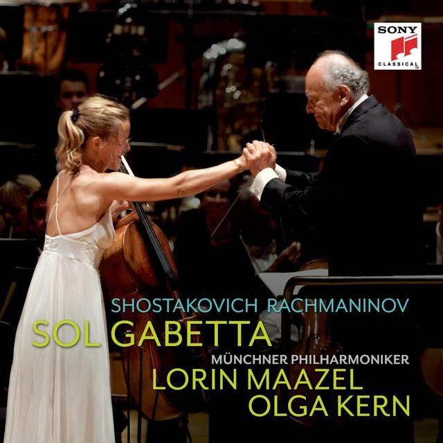 Shostakovich Cello Concerto No. 1 / Rachmaninov Sonata for Cello and Piano op. 19