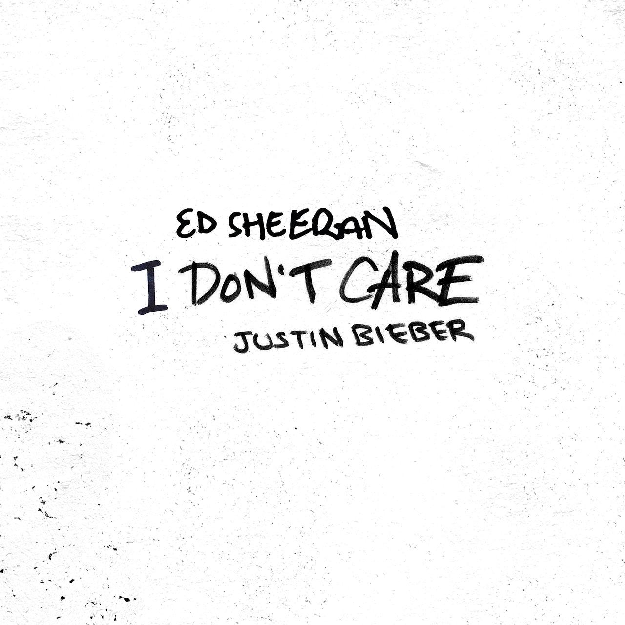 FLAC - Ed Sheeran, Justin Bieber - I Don't Care (2019) [TDL/FLAC