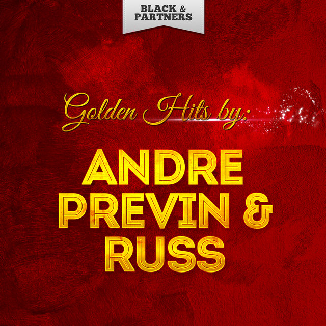 Golden Hits By Andre Previn & Russ Freeman