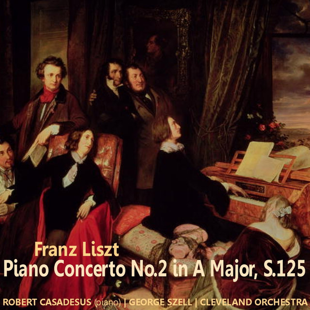 Lizst: Piano Concerto No. 2 in A Major
