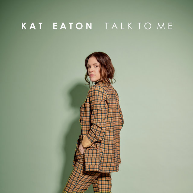 Cover art for album Talk To Me by Kat Eaton