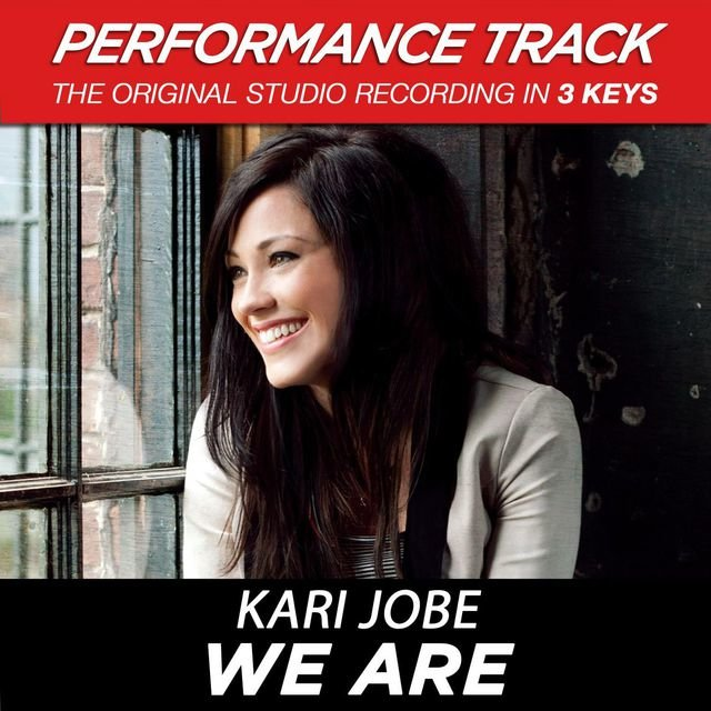 We Are (Performance Tracks)