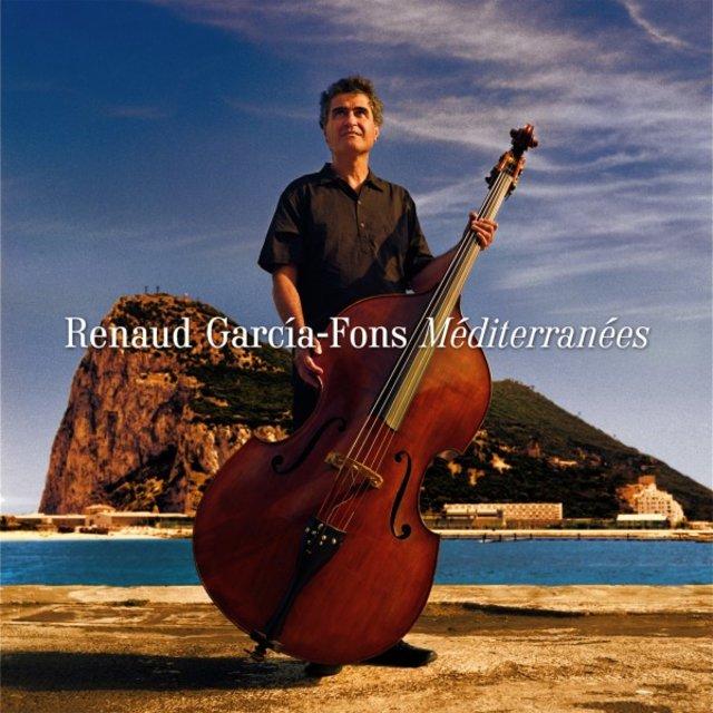 Cover art for album Méditerranées by Renaud García-Fons
