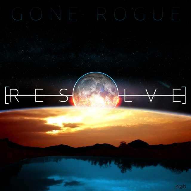 Cover art for album Resolve by Gone Rogue