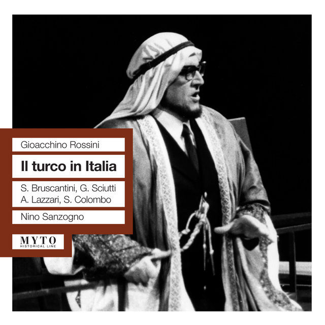 Rossini: Il turco in Italia [Recorded 1958]