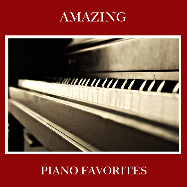 #16 Amazing Piano Favorites