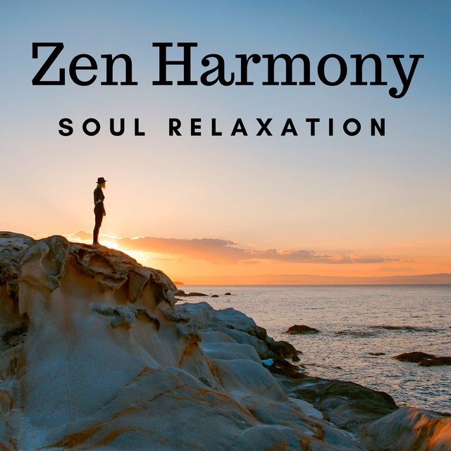 Zen Harmony: Deep Meditation for Balancing Body & Mind with Oriental Music for Yin Yoga, Soul Relaxation