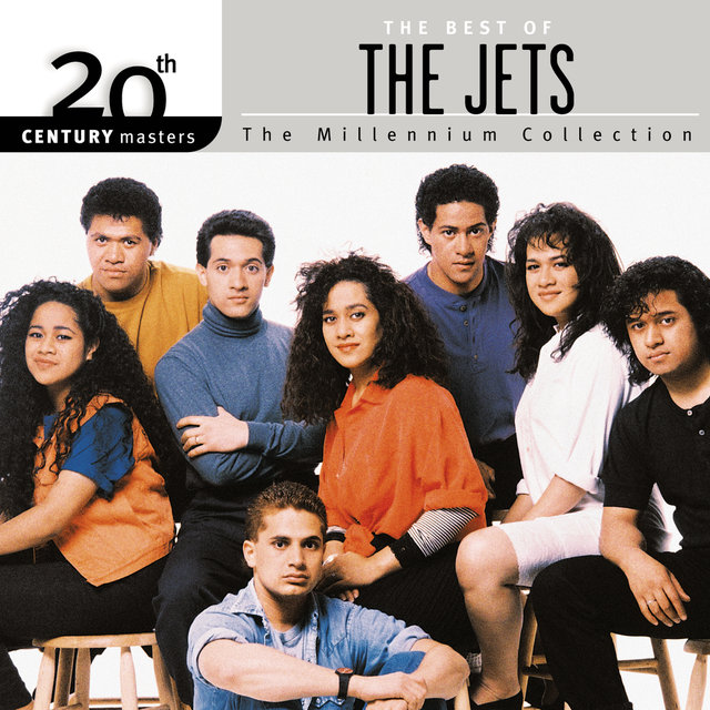 Cover art for album  by The Jets