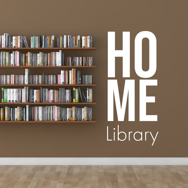 Home Library: Music for Studying and Reading Books