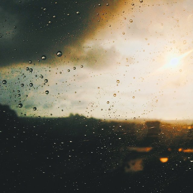 Stress Relieving Rain Sounds for Peace & Tranquility