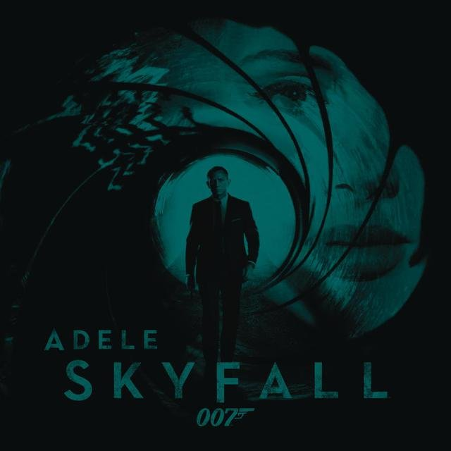 Cover art for album  by Adele