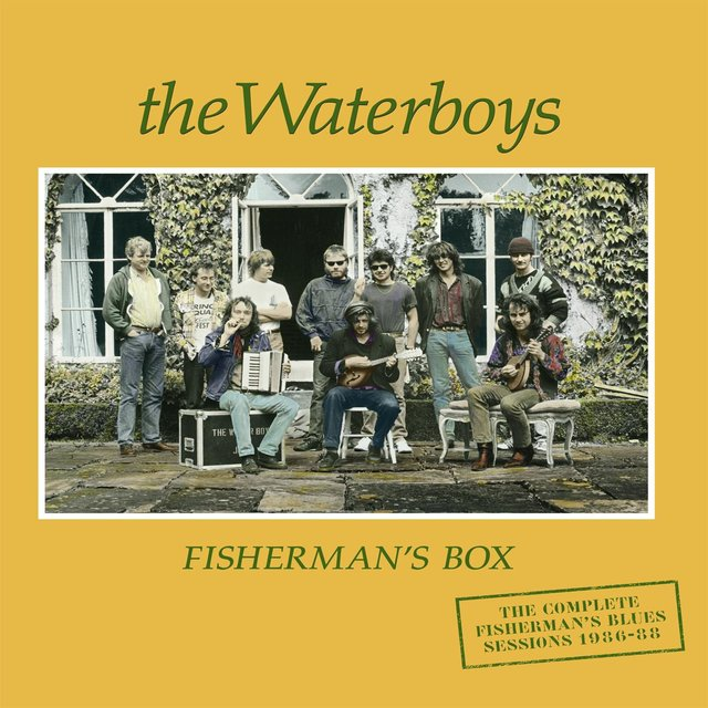 Fisherman's Box: The Complete Fisherman's Blues Sessions (1986-1988)
