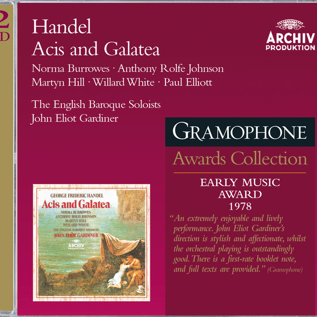 Handel: Acis and Galatea