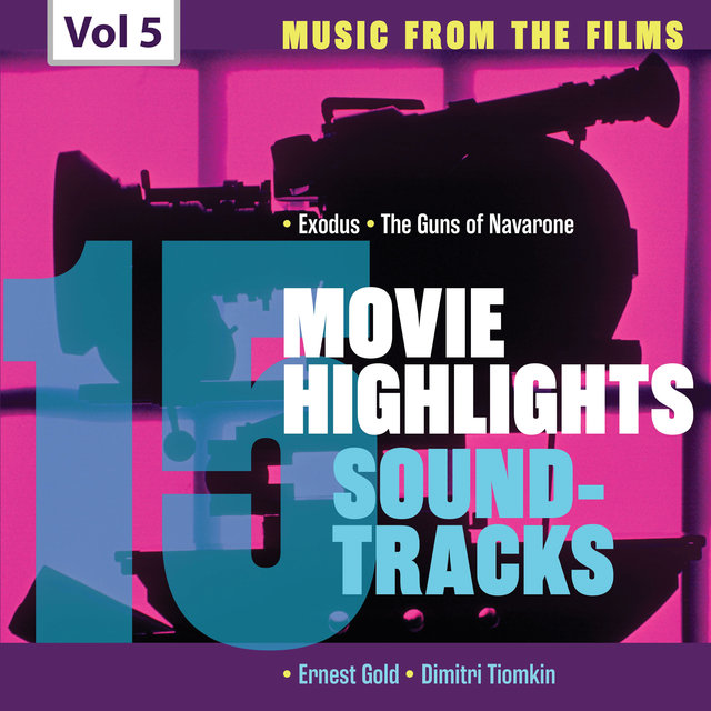 Movie Highlights Soundtracks, Vol. 5