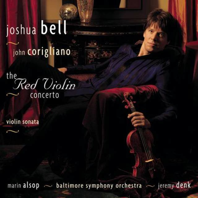 The Red Violin Concerto
