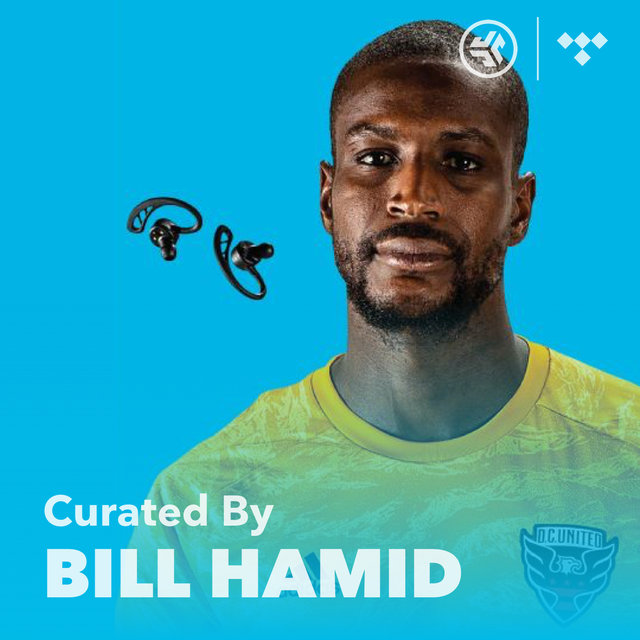 Cover art for album MLS Bill Hamid Player Playlist by Artist
