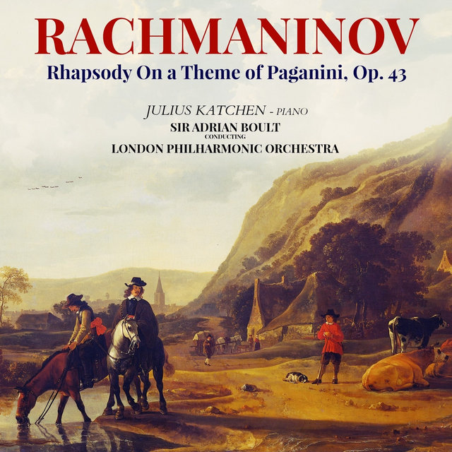 Rachmaninov: Rhapsody On a Theme of Paganini, Op. 43