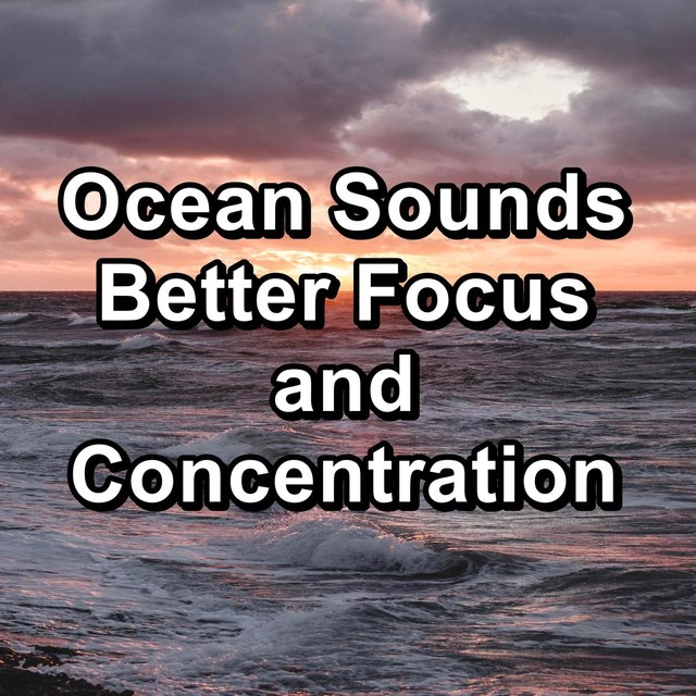 Ocean Sounds Better Focus and Concentration
