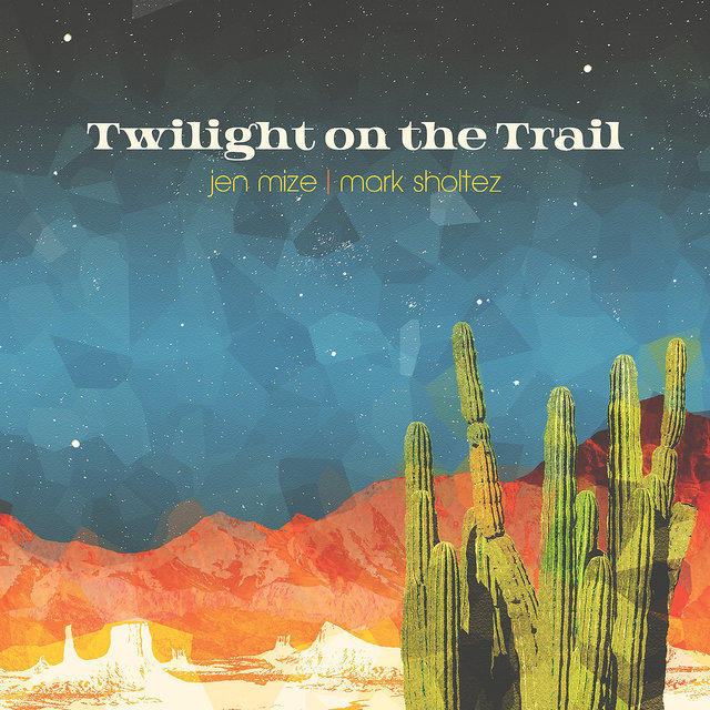 Twilight On the Trail
