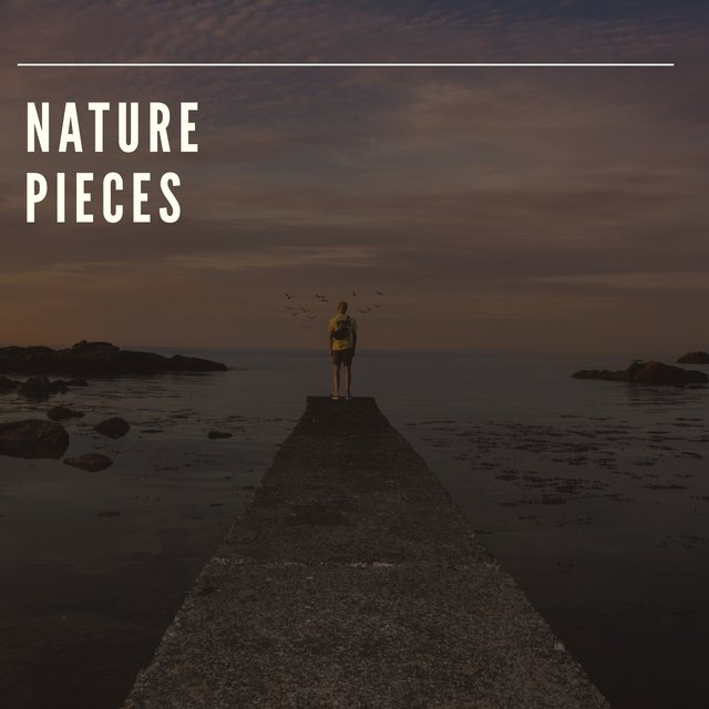 Flowing Sleepy Nature Pieces