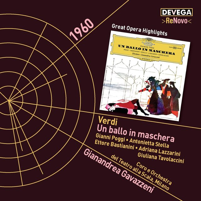 Verdi: Un ballo in maschera (Highlights)