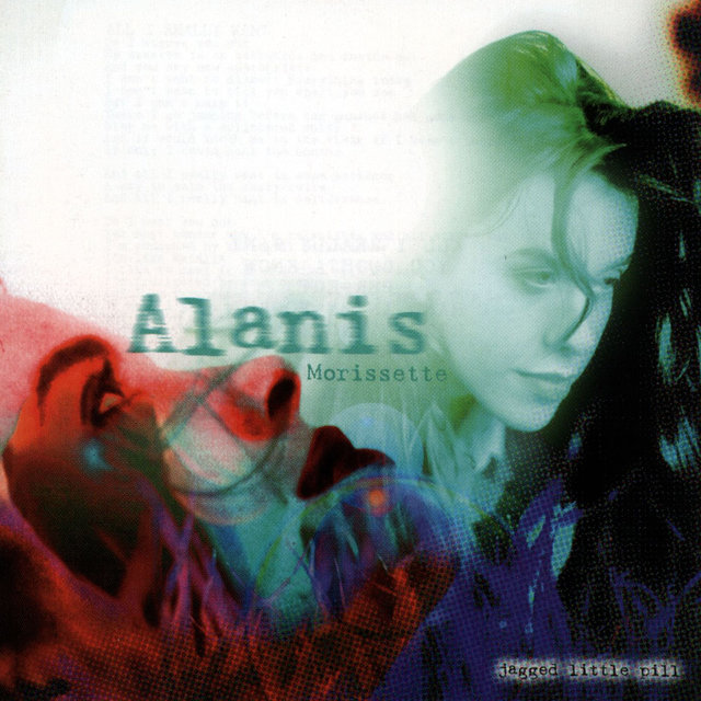 Cover art for album Jagged Little Pill (25th Anniversary Deluxe Edition) by Alanis Morissette