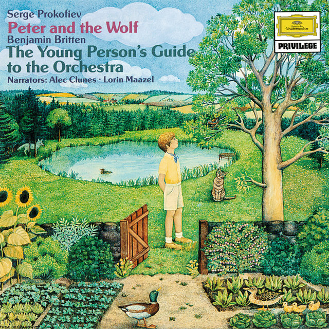 Prokofiev: Peter And The Wolf / Britten: The Young Person´s Guide To The Orchestra