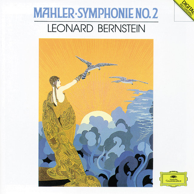 Cover art for album  by Barbara Hendricks, Christa Ludwig, New York Philharmonic Orchestra, Leonard Bernstein, The Westminster Choir, Joseph Flummerfelt