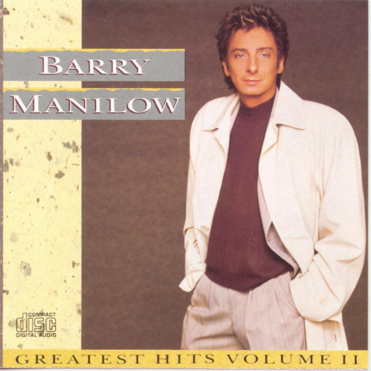 Greatest Hits Vol 2 Barry Manilow TIDAL